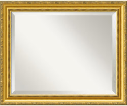 "23x19"" Mirror Embossed Gold"