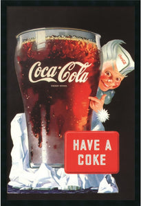 Amanti Art Coca-Cola Have a Coke Framed Art Gel Coated AA169873
