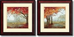 Amanti Art Asia Jensen A Sense of Space Set of 2 Framed Art Print AA995049