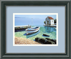 Amanti Art Frane Mlinar Morning Reflections Framed Print AA01170