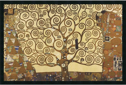 Amanti Art Gustav Klimt The Tree of Life 1905-1911 Framed Print AA01610