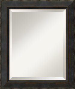 Amanti Art Hemingway Mirror Medium Framed Mirror AA01010
