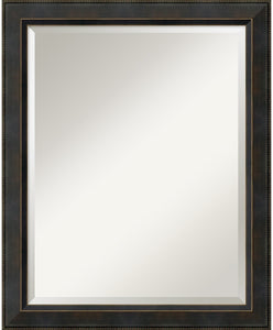 Amanti Art Hemingway Mirror Large Framed Mirror AA01013