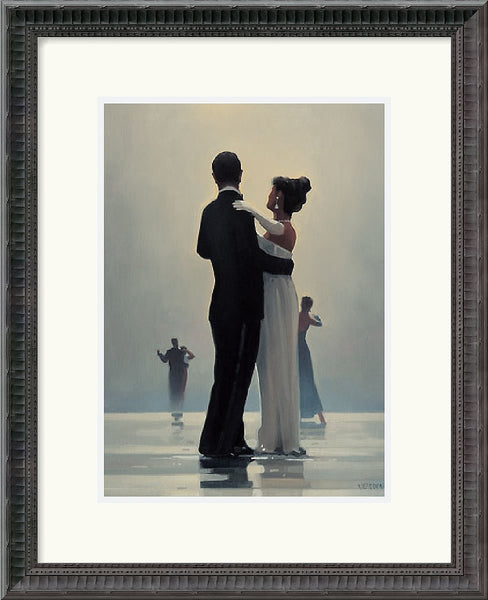Amanti Art Jack Vettriano Dance Me to the End of Love Framed Print AA49982