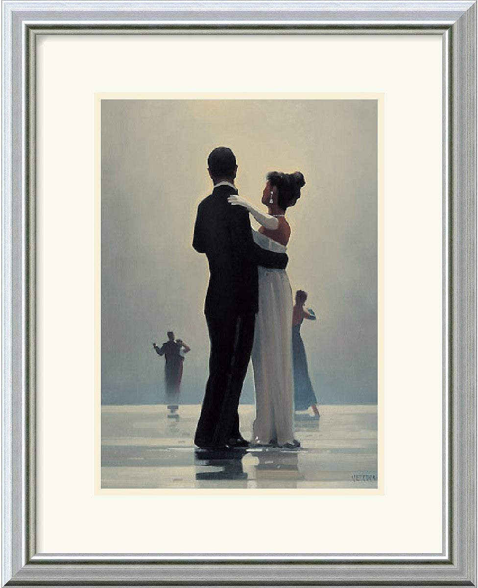 "18x22"" Jack Vettriano Dance Me to the End of Love Framed Print"