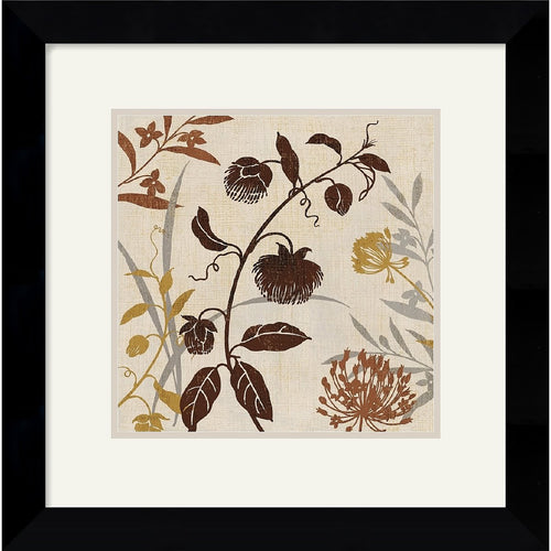 Amanti Art Lisa Audit Natural Field I Framed Print AA114038