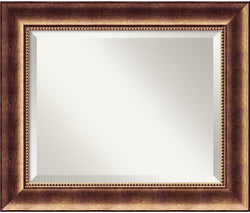 Amanti Art Manhattan Mirror Medium Framed Mirror AA01016