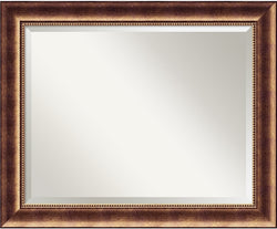 Amanti Art Manhattan Mirror Large Framed Mirror AA01027