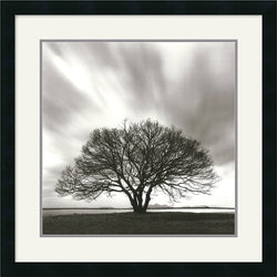 Amanti Art Michael Kenna Night Clouds Framed Print AA114075