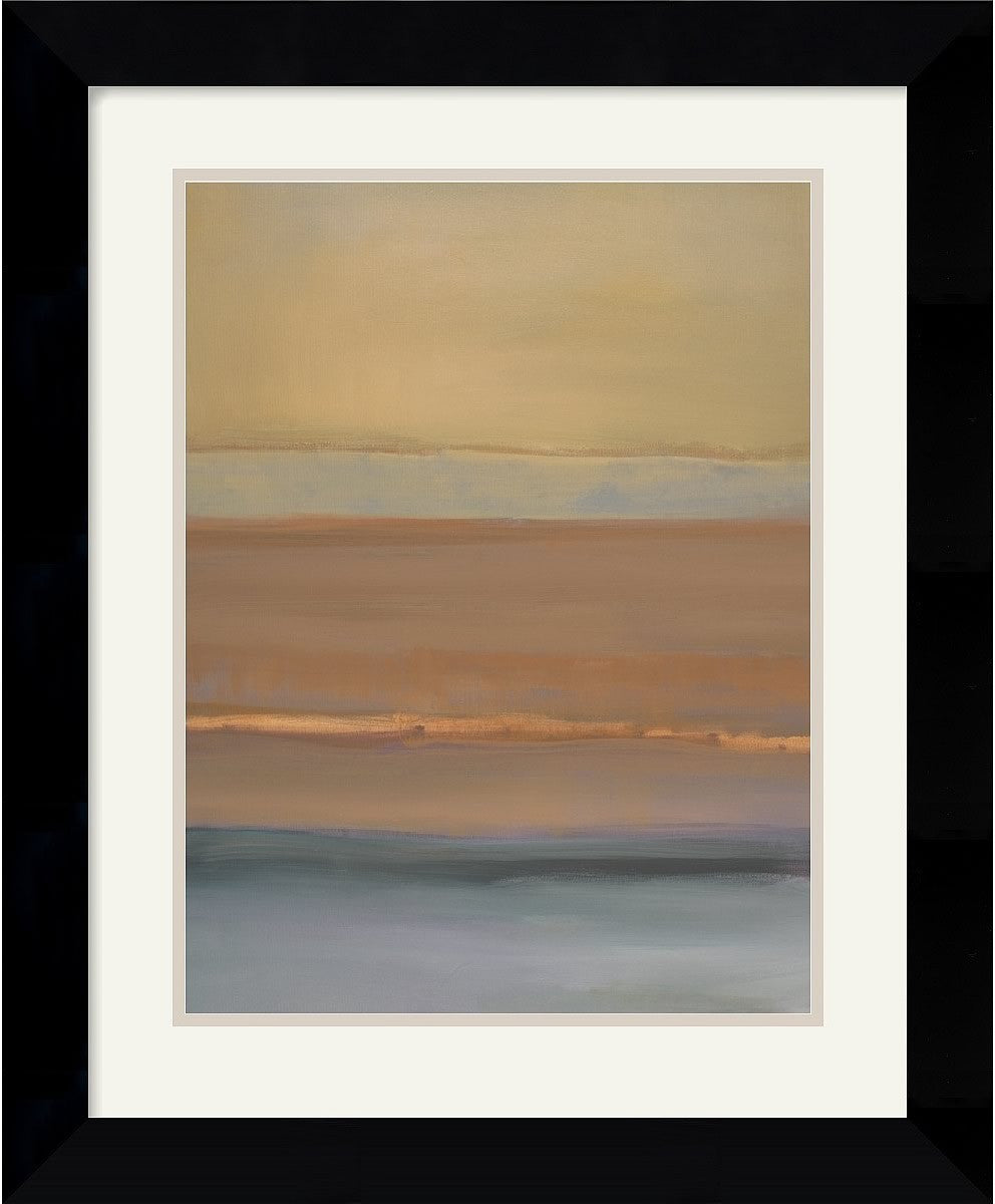 "19x23"" Nancy Ortenstone Quiet Light II Framed Print"