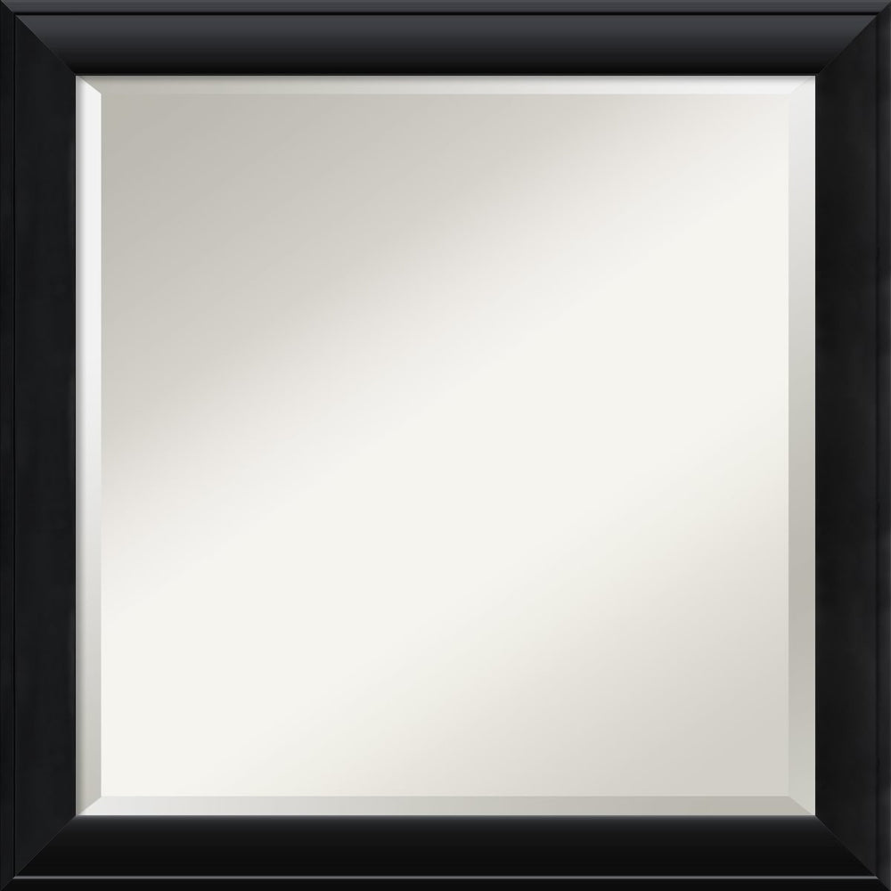 "24x24"" Nero Mirror Black"