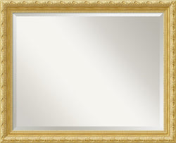 "26x32"" Versailles Mirror Large Framed Mirror"