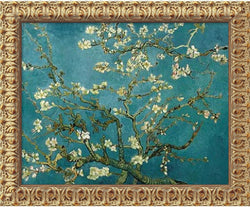 Amanti Art Vincent Van Gogh Almond Blossom 1890 Framed Art Canvas Canvas AA01546