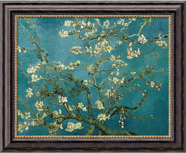 Amanti Art Vincent Van Gogh Almond Blossom 1890 Framed Art