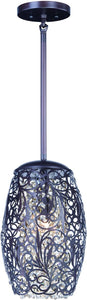 Maxim Arabesque 1-Light Mini Pendant 24153CGOI