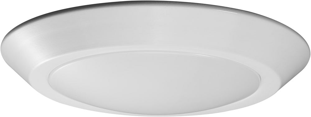 "7""W 1-Light Close-to-Ceiling White"