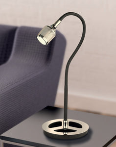 0-000300>Mamba LED Desk Lamp Black