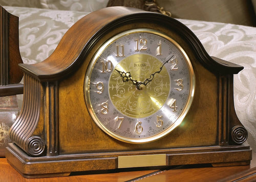 "15""h Chadbourne Chiming Mantel Clock"