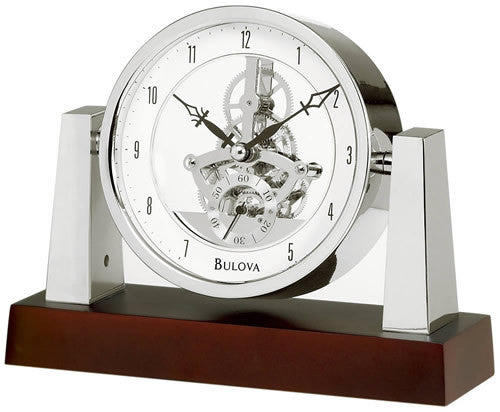 Bulova Clocks Largo Tabletop Clock B7520