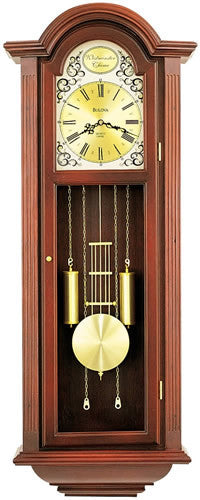 "39""H Tatianna Chiming Wall Clock"