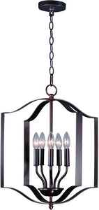 Provident 5-Light Chandelier Oil Rubbed Bronze