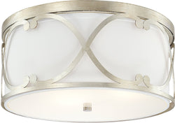 Capital Lighting Alexander 3-Light Ceiling Winter Gold 8073WG
