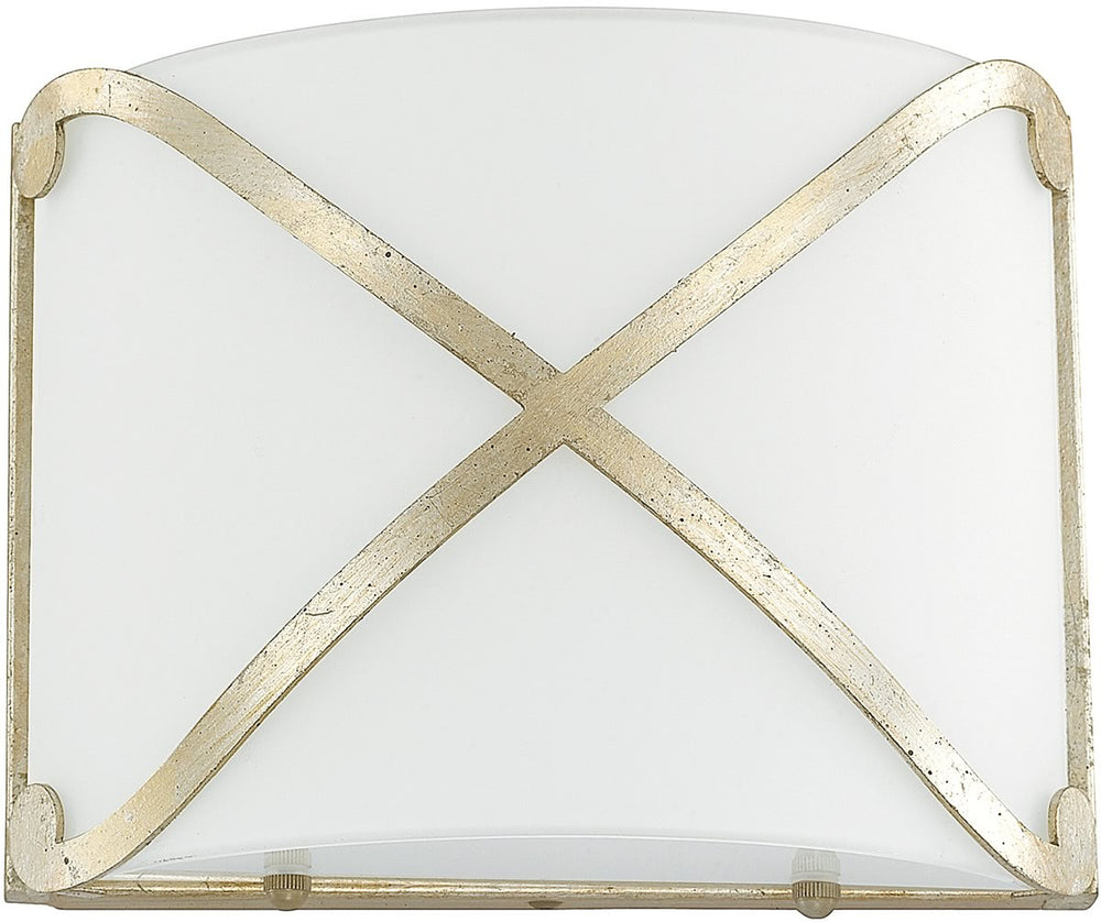 Alexander LED Sconce Winter Gold