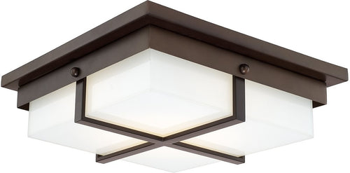 Capital Lighting Capital Ceilings LED Ceiling Burnished Bronze 213912BBLD