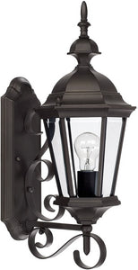 Capital Lighting Carriage House 1-Light Wall Lantern Old Bronze 9721OB