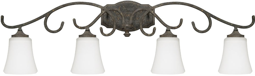 Save on Capital Lighting Everleigh 4-Light Vanity French Greige ...