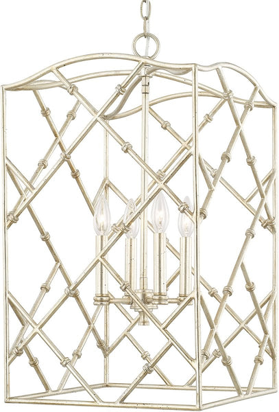Capital Lighting Foyers 4-Light Foyer Winter Gold 510542WG