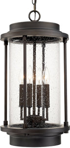 Capital Lighting Grant Park 4-Light Hanging Lantern Old Bronze 918142OB