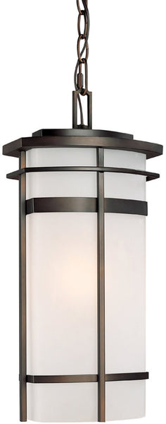 Capital Lighting Lakeshore 1-Light Outdoor Old Bronze 9885OB