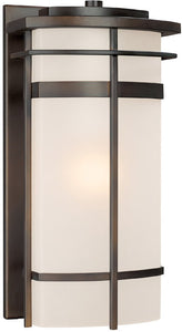 Capital Lighting Lakeshore 1-Light Outdoor Old Bronze 9881OB