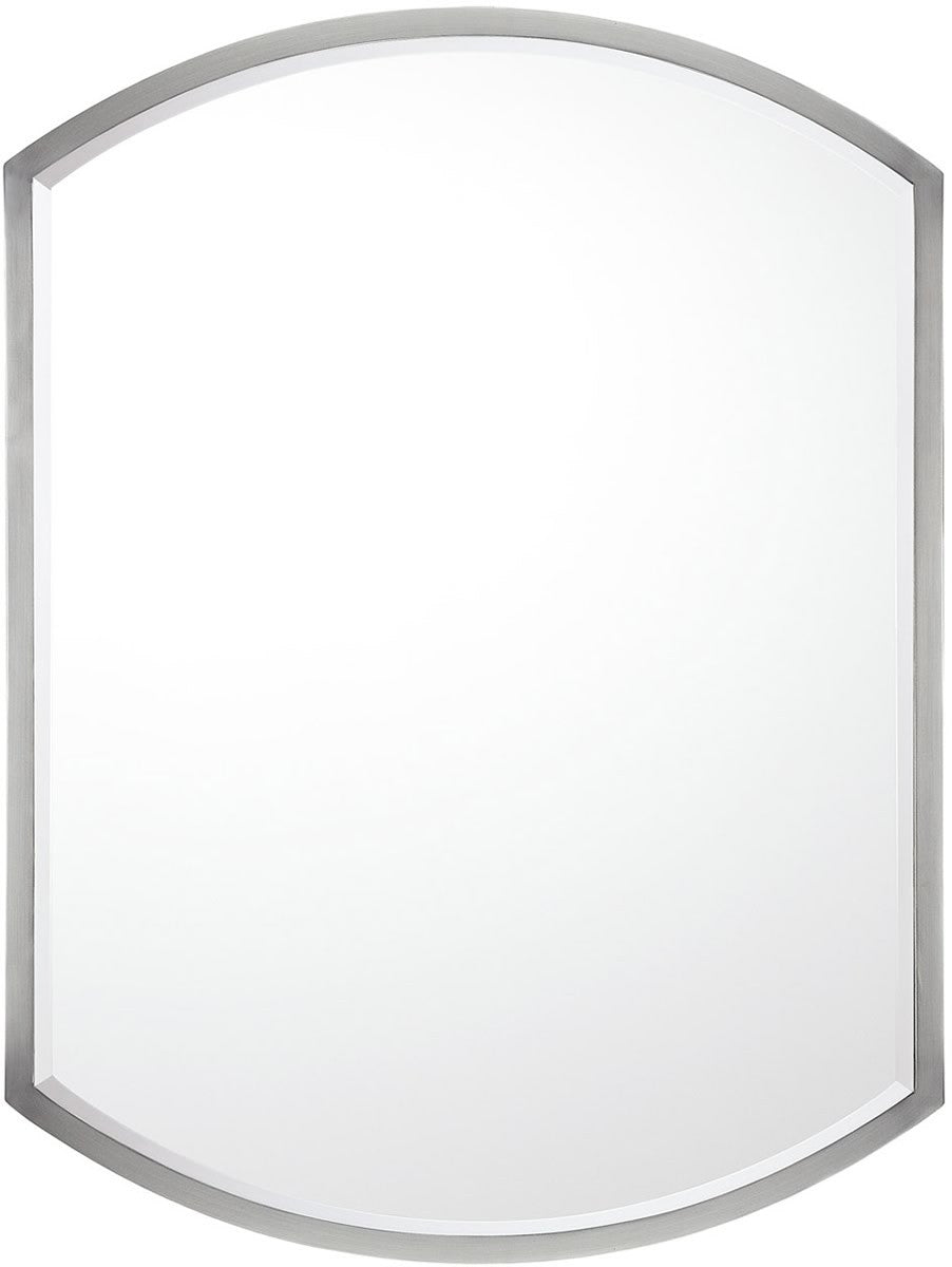 "32x24"" Mirror Matte Nickel"
