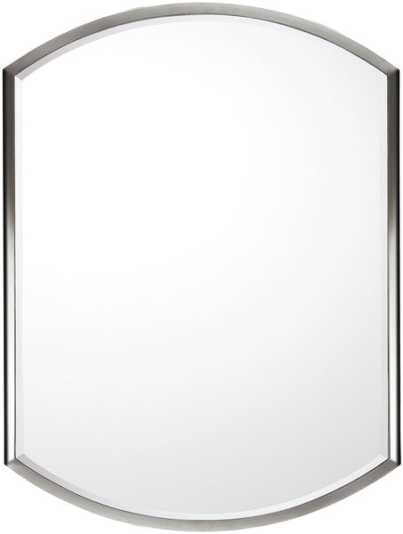 "32x24"" Mirror Polished Nickel"