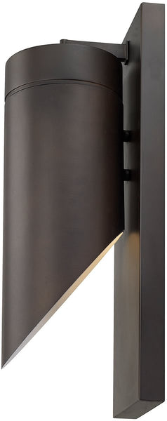 Capital Lighting Outdoor LED LED Wall Lantern Old Bronze 918312OBLD