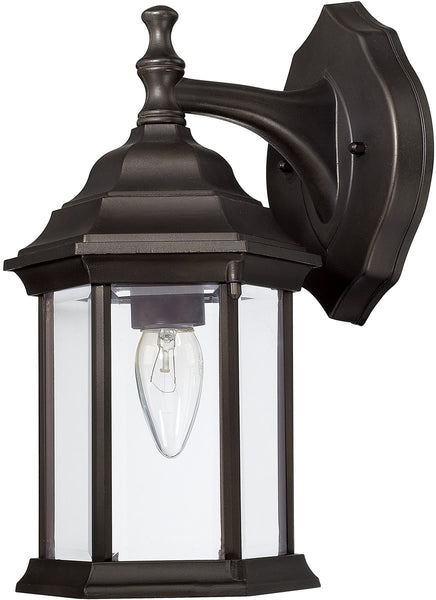 Capital Lighting Cast Outdoor Lantern Old Bronze 9830OB