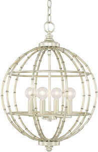 Capital Lighting Pendants 4-Light Pendant Soft Gold 311841SF