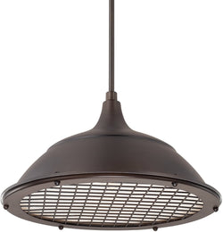 Capital Lighting Pendants 1-Light Pendant Burnished Bronze 312811BB