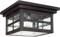 Capital Lighting Preston 3-Light Ceiling Old Bronze 9917OB