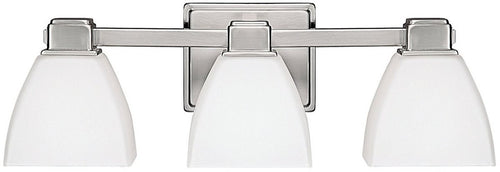 Capital Lighting Signature 3-Light Bath Vanity Brushed Nickel 8513BN216