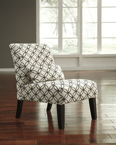 Annora Accent Chair Brown