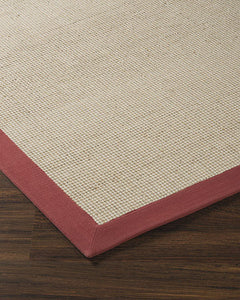 Ebenezer Medium Rug Plum