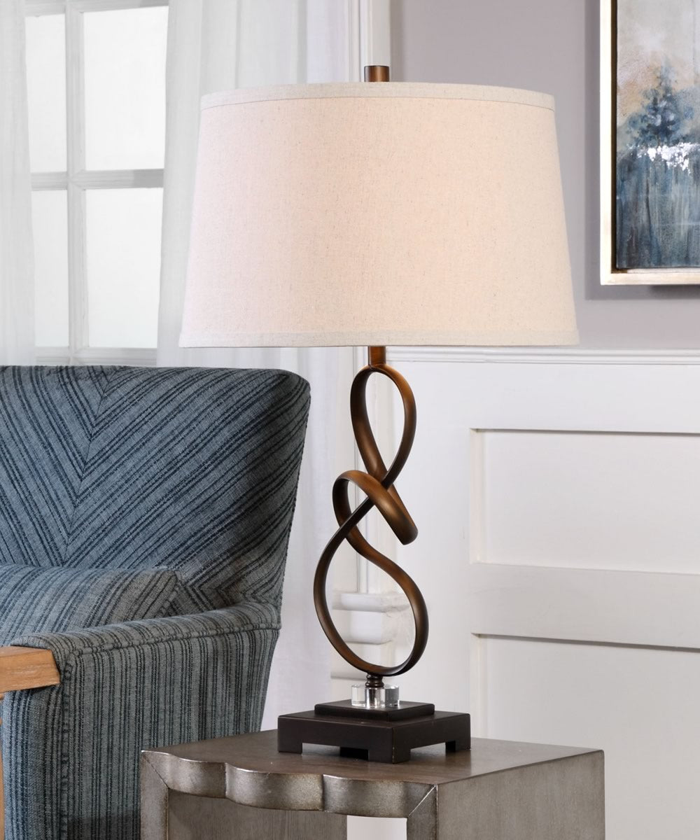 "27""H Tenley Oil Rubbed Bronze Lamp"