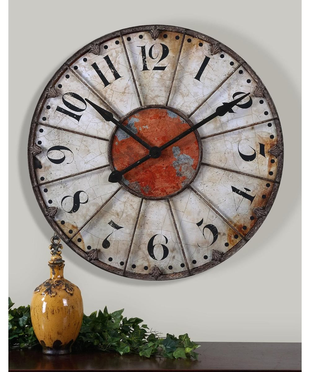 "29""H Ellsworth Wall Clock"