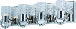 Maxim Crystol LED Wall Sconce 24703CLPN