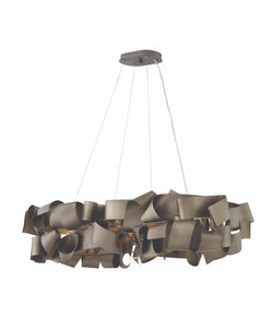 Delfina 6-Light Linear in Metallic Matte Bronze