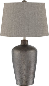 0-002105>Clayton 1-light Table Lamp Bronze Finished