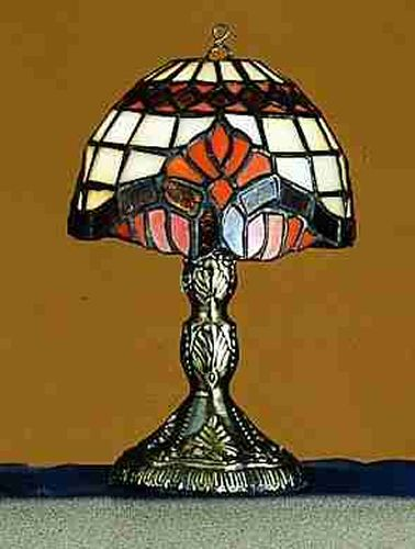"5""H Baroque with Base Accent Lamp"